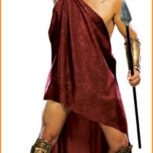 Adult Deluxe 300 Spartan Costume