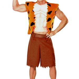 Adult Deluxe Bamm-Bamm Costume