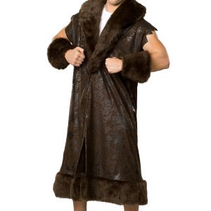 Adult Deluxe Barney Rubble Costume