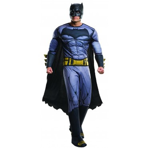 Adult Deluxe Batman Costume