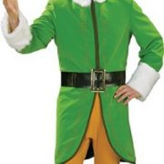 Adult Deluxe Buddy the Elf Costume