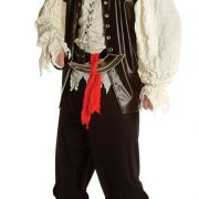 Adult Deluxe Classic Pirate Costume