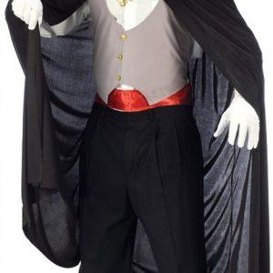 Adult Deluxe Classic Vampire Costume