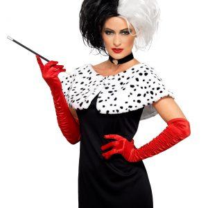 Adult Deluxe Cruel Madame Wig
