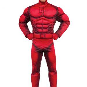 Adult Deluxe Daredevil Costume