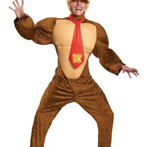 Adult Deluxe Donkey Kong Costume