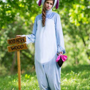 Adult Deluxe Eeyore Costume
