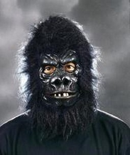 Adult Deluxe Gorilla Mask
