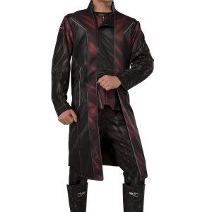 Adult Deluxe Hawkeye Avengers 2 Costume