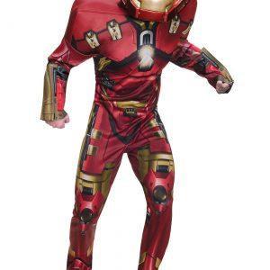 Adult Deluxe Hulk Buster Iron Man Avengers 2 Costume