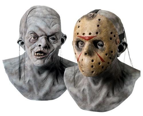 Adult Deluxe Jason Hockey Mask