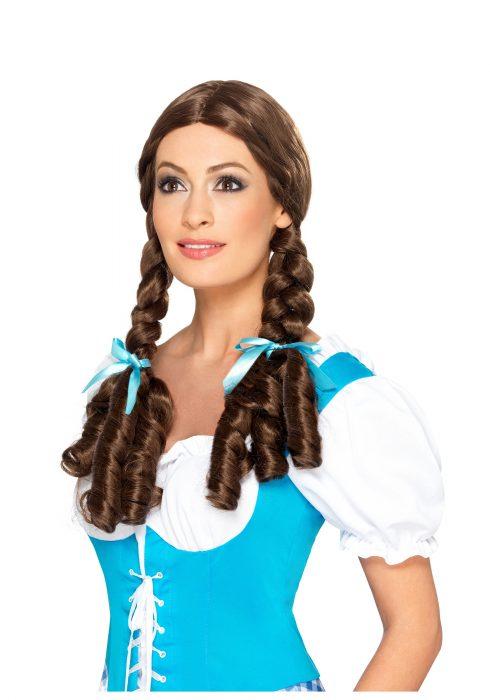 Adult Deluxe Kansas Girl Wig