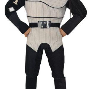 Adult Deluxe Klingon Costume