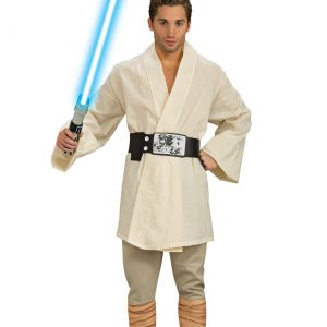 Adult Deluxe Luke Skywalker Costume
