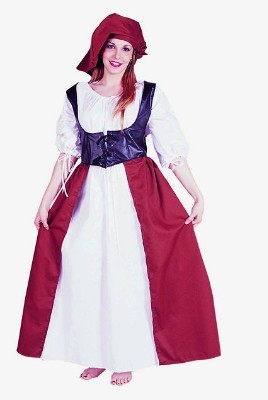 Adult Deluxe Medieval Peasant Costume