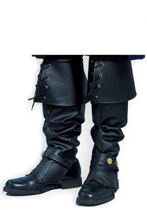 Adult Deluxe Pirate Boot Tops