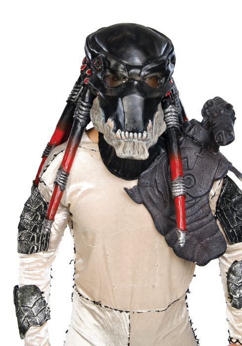Adult Deluxe Predator Overhead Latex Mask