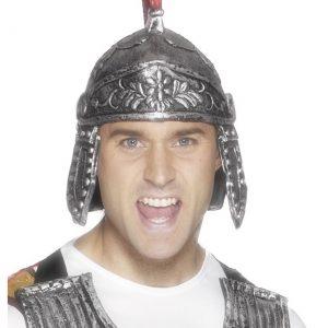 Adult Deluxe Roman Armor Helmet