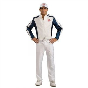 Adult Deluxe Speed Racer Costume