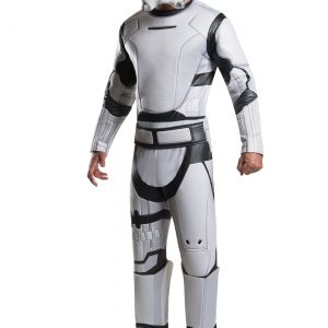 Adult Deluxe Star Wars Force Awakens Flametrooper Costume
