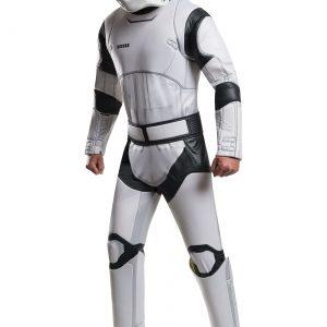 Adult Deluxe Star Wars Force Awakens Stormtrooper Costume