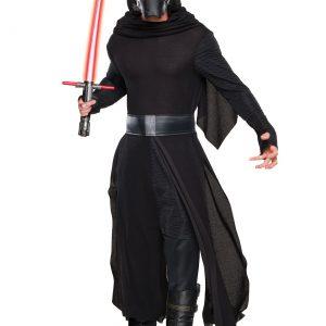 Adult Deluxe Star Wars The Force Awakens Kylo Ren Costume