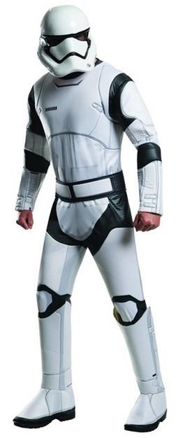Adult Deluxe Stormtrooper Costume - Standard