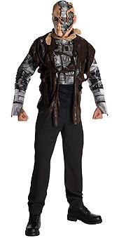 Adult Deluxe Terminator T600 Costume