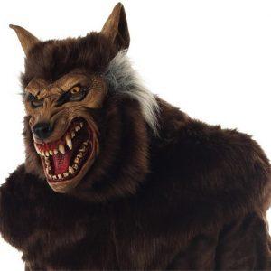 Adult Deluxe Werewolf Mask