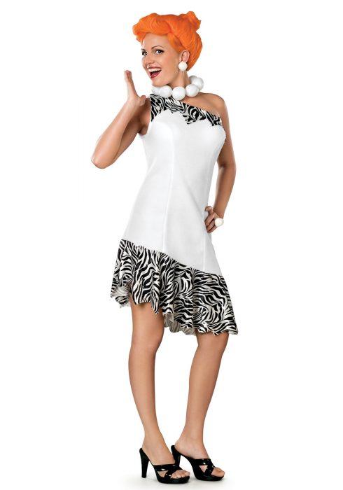 Adult Deluxe Wilma Flintstone Costume