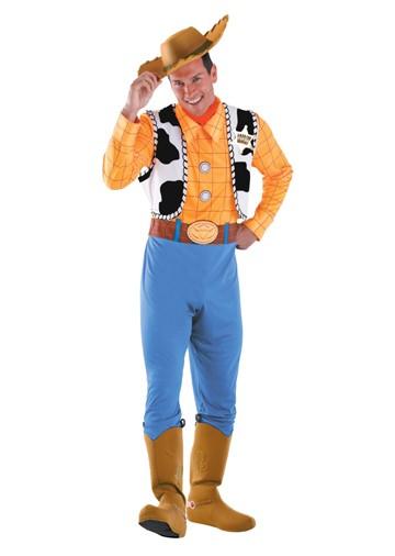 Adult Deluxe Woody Costume