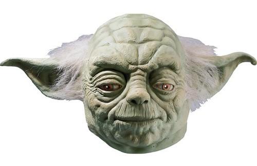 Adult Deluxe Yoda Mask
