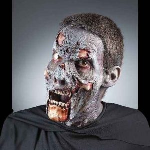 Adult Deluxe Zombie Makeup Kit
