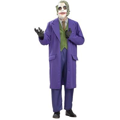 Adult Deluxe the Joker Costume