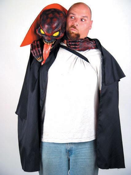 Adult Demon Mask