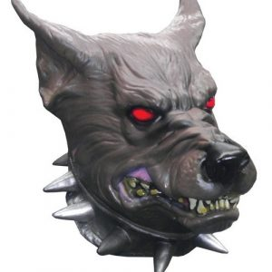 Adult Devil Dog Mask
