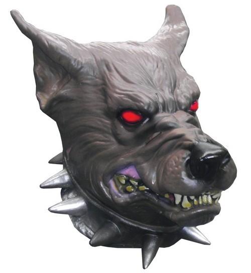 Adult Devil Dog Mask