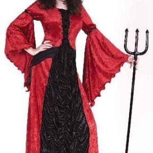 Adult Devil Princess Costume
