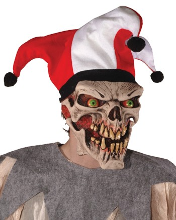 Adult Die Laughing Mask