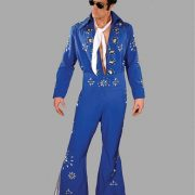 Adult Disco Costume ? Blue
