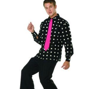 Adult Disco Heat Costume (Polka Dot)