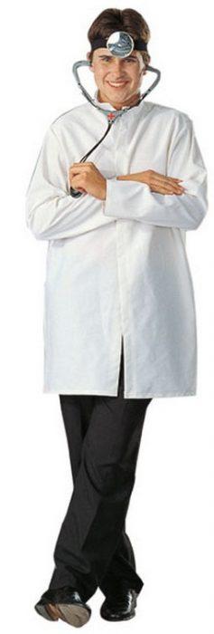 Adult Doctor Coat