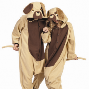Adult Dog Funsies Costume