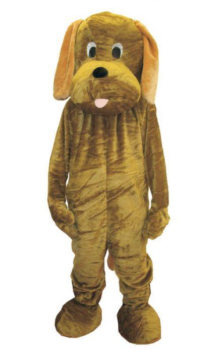 Adult Dog Mascot