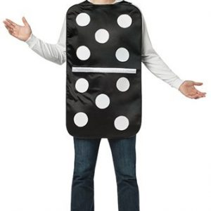 Adult Domino Costume