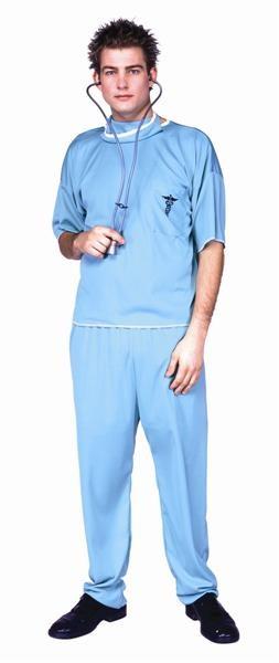 Adult ER Doctor Costume