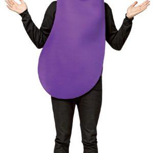 Adult Eggplant Costume