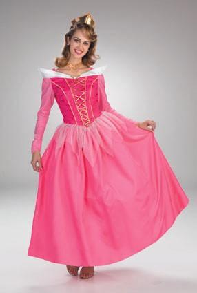 Adult Elegant Aurora Costume