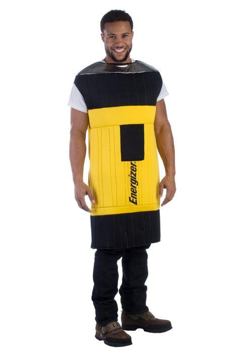 Adult Energizer Flashlight Costume