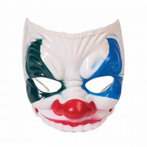 Adult Evil Clown Mask